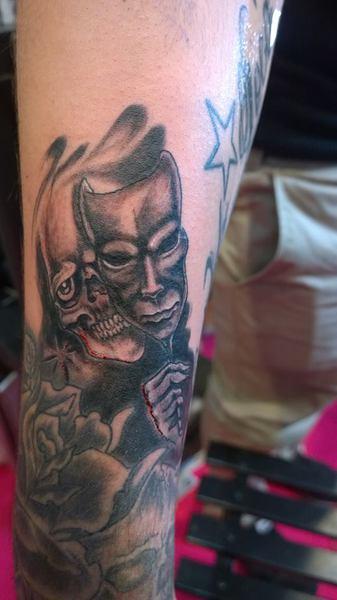 Tattooergebnis Biggi