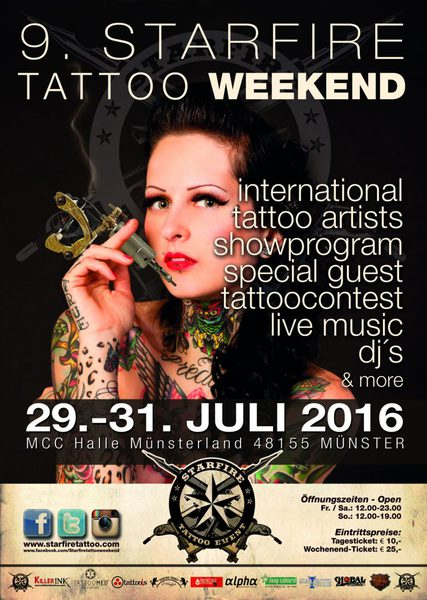 Tattoo Week in Münster
